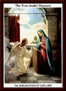 The Annunciation of Our Lord