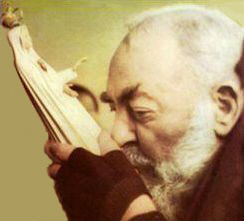 The Italian Stigmatist, Padre Pio Loved The Most Blessed Virgin Mary