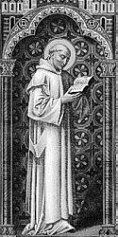 St. Bernard of  Clairvaux composed the famous Memorare Prayer